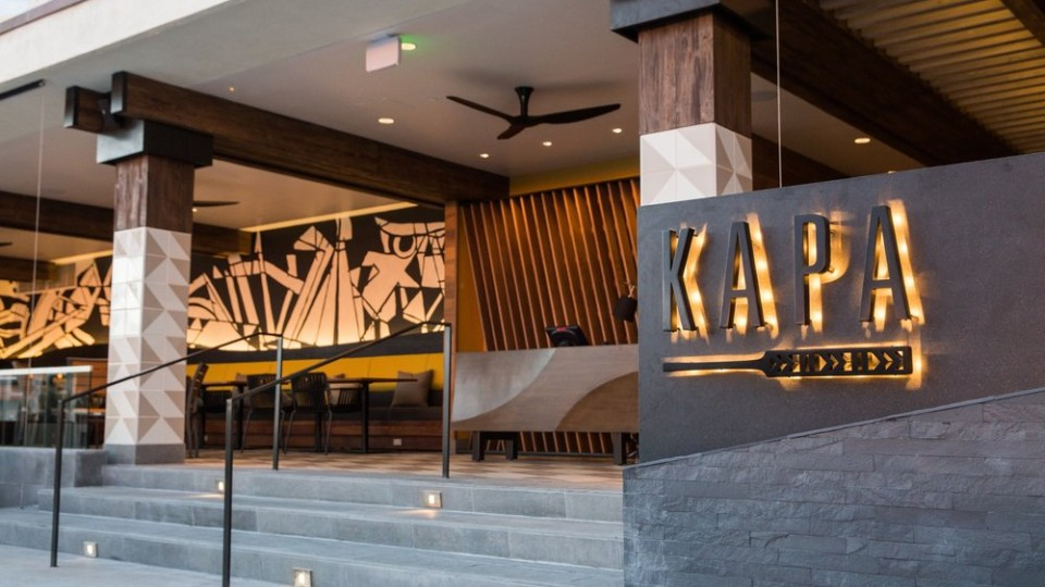 Marriott's Kapa Bar and Resturant