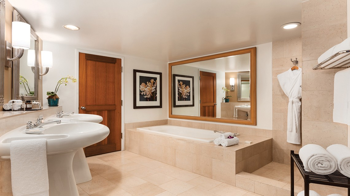 Fairmont Kea Lani Rooms and Villas Rennovation